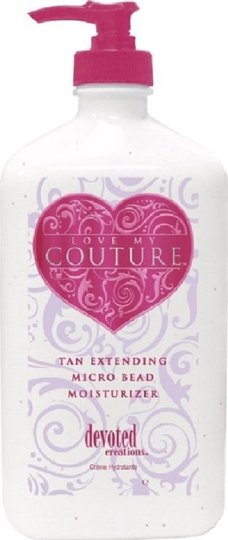 Devoted Creations Devoted Creations Tan Extending Micro-Bead Moisturizer Lotion