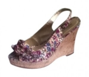Madden Girl Floral/Multi Wedges