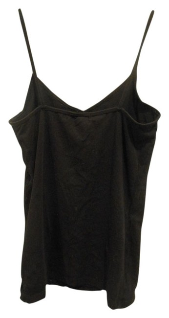 Forever 21 Simple Top Black