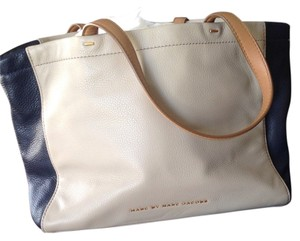 Marc by Marc Jacobs Hard To Find Color Block Leather. Shoulder Bag