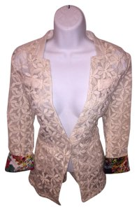 Lily of London white Blazer