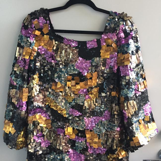 Emilio Pucci Sequin Dress