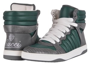 Gucci Men's Men's Men's Men's Sneaker Men's Sneaker Green Athletic