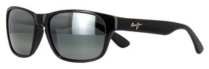 Maui Jim Maui Jim Gloss Black/Neutral Grey 721-02 Sunglasses