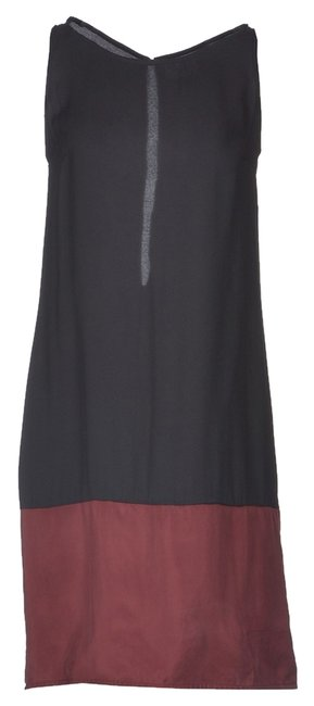 Prim I Am short dress black + red Two-tone on Tradesy
