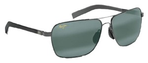 Maui Jim Maui Jim Gloss Black/Neutral Grey Lens 326-02 Sunglasses