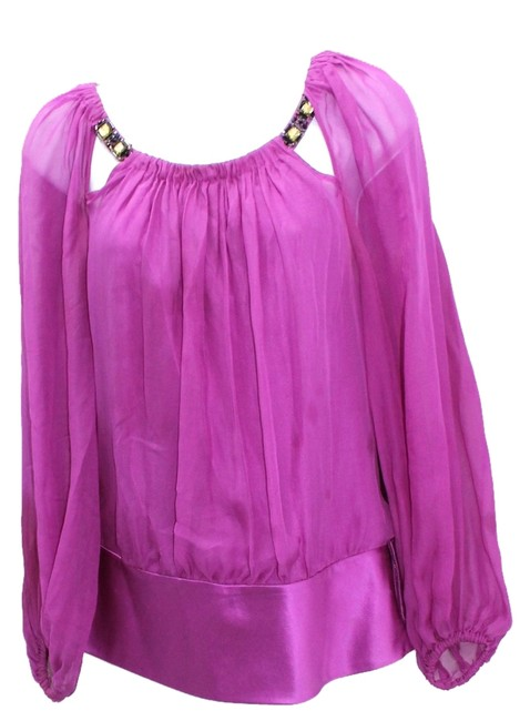 Preload https://item2.tradesy.com/images/mulberry-silk-s-blouse-size-4-s-4105996-0-0.jpg?width=400&height=650