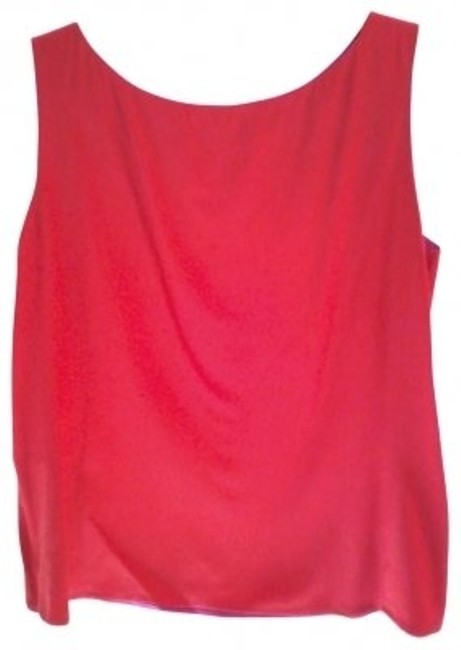 Preload https://item1.tradesy.com/images/coldwater-creek-red-and-magenta-reversible-shell-1x-18w-20w-tank-topcami-size-20-plus-1x-41070-0-0.jpg?width=400&height=650