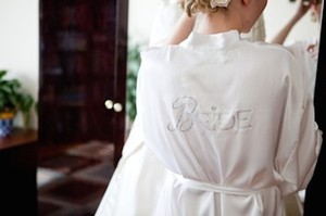 Victoria Secret Bride Robe