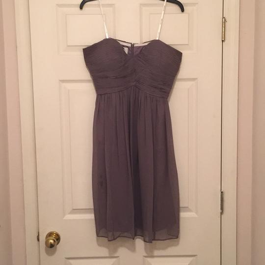Donna Morgan Grey Ridge Dress