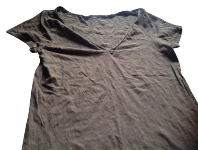 Item - Gray Green Comfy. Tee Shirt Size 16 (XL, Plus 0x)