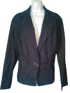 Ashley Stewart Black Blazer