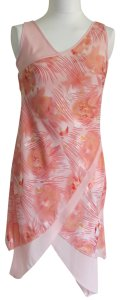 Jessica Simpson short dress Pink on Tradesy