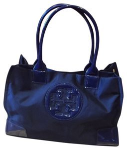 Tory Burch Satchel in French Navy