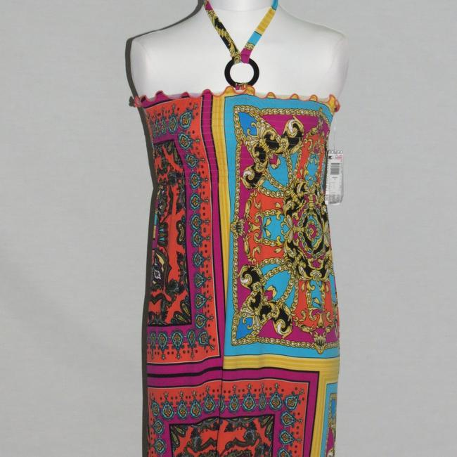 Multicolor Maxi Dress by Bongo