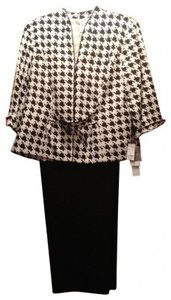 Dorby Dorby Houndstooth 2 pc. pantsuit