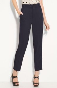 Marc by Marc Jacobs M1113009 Womens Normandy Clark Twill Crop Pants