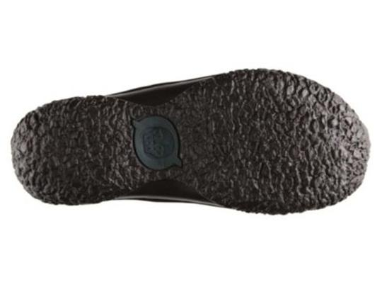 Brn Maria Womens Leather Fabric Clogs Mules Brown Flats
