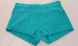 Denim & Supply Ralph Lauren Shorts Aqua