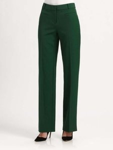 Kate Spade York Womens Wool Straight Leg Neena 00 Pants