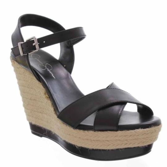 Preload https://item1.tradesy.com/images/jessica-simpson-kowloon-womens-black-leather-sandals-platforms-wedges-shoes-9-4111525-0-0.jpg?width=440&height=440