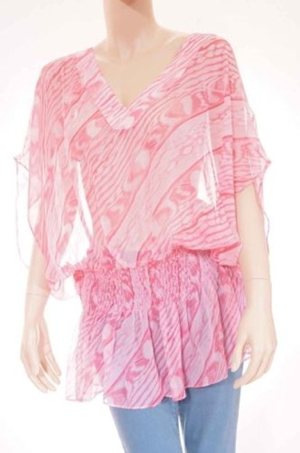Preload https://item4.tradesy.com/images/coco-contours-womens-pink-silk-v-neck-dolman-sleeveless-beach-cover-up-top-4111558-0-0.jpg?width=400&height=650