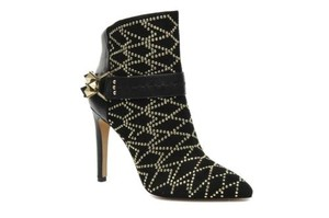 Sam Edelman Mila Womens Black Boots