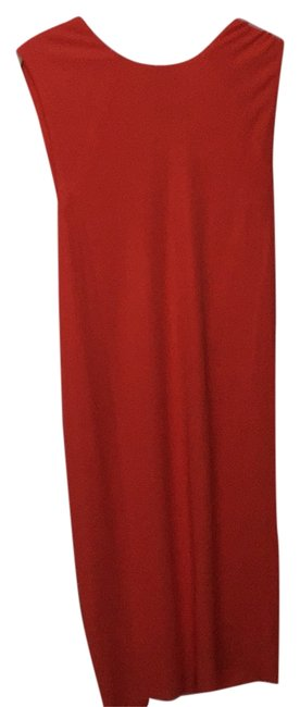 Preload https://item5.tradesy.com/images/t-by-alexander-wang-orange-knee-length-night-out-dress-size-4-s-4111699-0-0.jpg?width=400&height=650