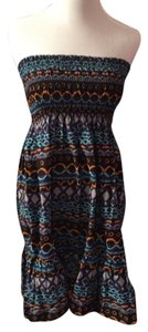 Moda International short dress Multi on Tradesy