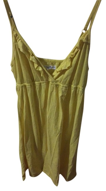 Preload https://item5.tradesy.com/images/aeropostale-dress-yellow-4112134-0-0.jpg?width=400&height=650