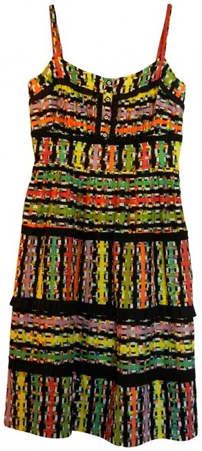Cynthia Steffe short dress Multi color on Tradesy