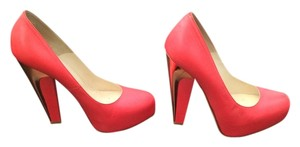 Brian Atwood Coral Pumps