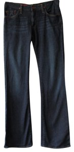 AG Adriano Goldschmied Relaxed Fit Jeans-Medium Wash