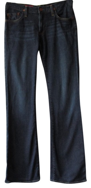 Item - Blue Medium Wash The Angel Relaxed Fit Jeans Size 27 (4, S)
