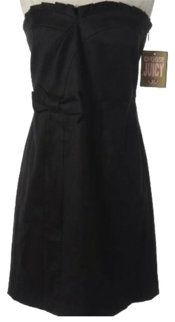 Preload https://item2.tradesy.com/images/juicy-couture-dress-black-4113616-0-0.jpg?width=400&height=650