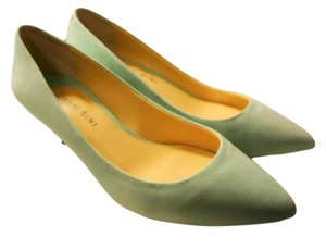 Gianni Bini Mint Green Pumps