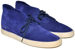 Common Projects Made In Italy Blue Athletic