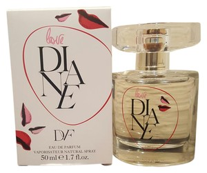 Diane von Furstenberg Love Diane by DVF Eau de Parfum Natural Spray 50 ml