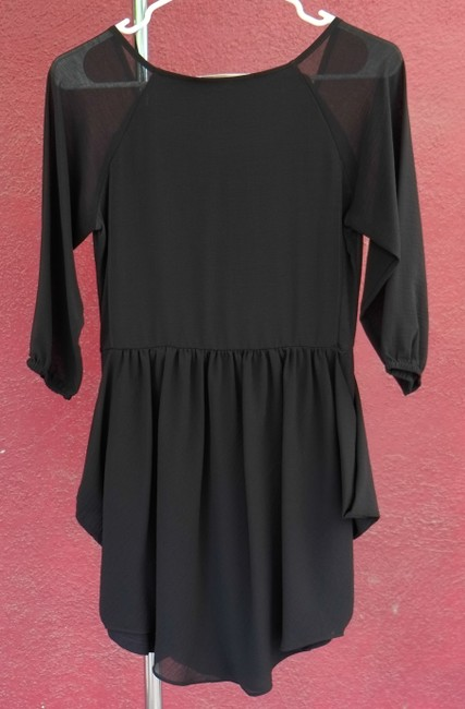 Peruvian Connection Top Black