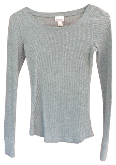 Preload https://item2.tradesy.com/images/mossimo-supply-co-gray-tee-shirt-size-2-xs-4114471-0-0.jpg?width=400&height=650