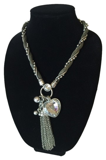 Preload https://item2.tradesy.com/images/other-handmade-silver-boutique-necklace-large-gem-tassle-necklace-4114726-0-1.jpg?width=440&height=440
