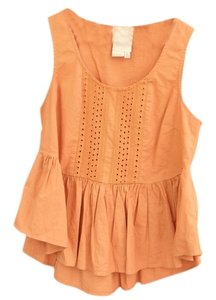 Venessa Virginia Top Orange