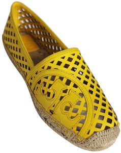 Tory Burch Banana Yellow 730 Flats