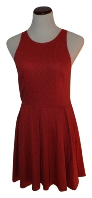 Preload https://item1.tradesy.com/images/jessica-simpson-coral-embroidered-crochet-orange-skater-mini-short-casual-dress-size-8-m-4115425-0-0.jpg?width=400&height=650