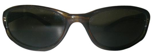 Anarchy Anarchy Specter Sunglasses Root Beer Translucent Brown Frame Amber Lens