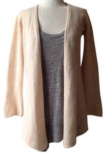 Minnie Rose A-line A Line Drapey Draped Cardigan