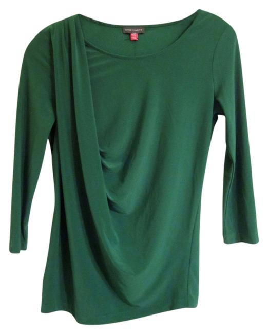 Preload https://item3.tradesy.com/images/vince-camuto-top-green-4115632-0-0.jpg?width=400&height=650