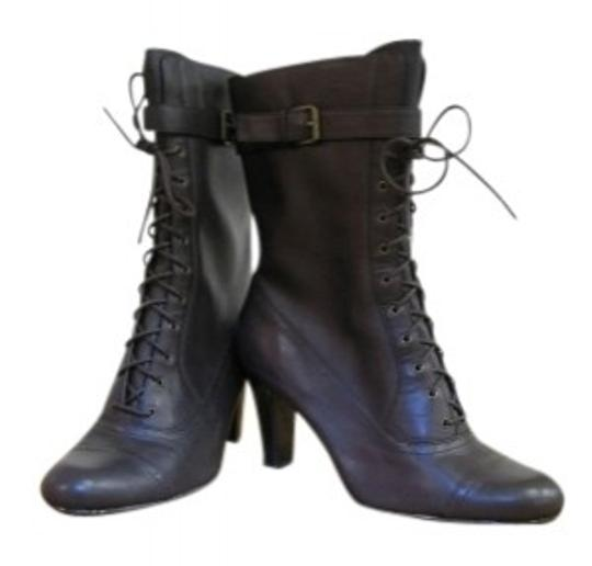 Preload https://item3.tradesy.com/images/aerosoles-brown-leather-mid-calf-side-zip-laced-look-heeled-bootsbooties-size-us-95-regular-m-b-41157-0-0.jpg?width=440&height=440