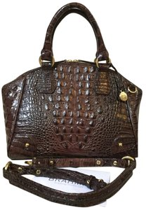 258472ac6 Brahmin Style   H17151tf New With Tags And Registration Includes  Dust Keeeper Monogrammed Hanging Schooher