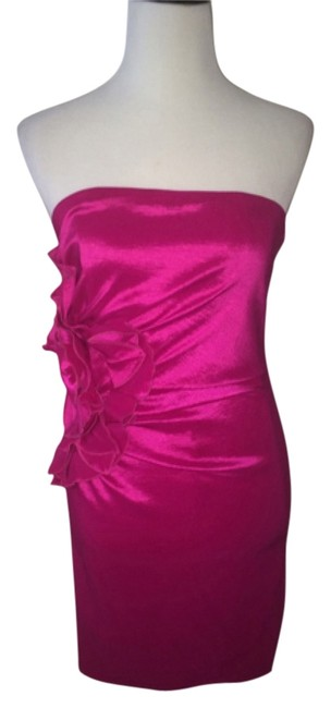 Preload https://item2.tradesy.com/images/jessica-mcclintock-fuchsia-just-reduced-above-knee-cocktail-dress-size-8-m-4116421-0-0.jpg?width=400&height=650